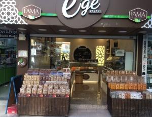 Ege Pazari - Aydın 2 Mağaza