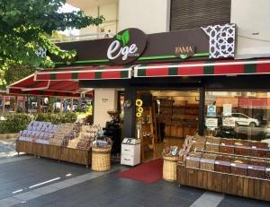 Ege Pazarı - Bostanlı Mağaza